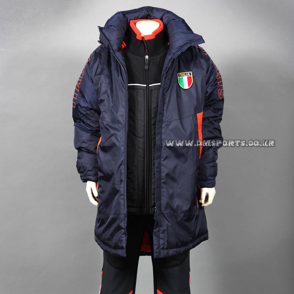 2012-FILA winter wear(3PCS)상의+하의+롱돕바