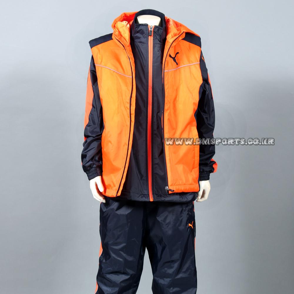 2012-PUMMAwinter wear(3PCS)상의+하의+조끼