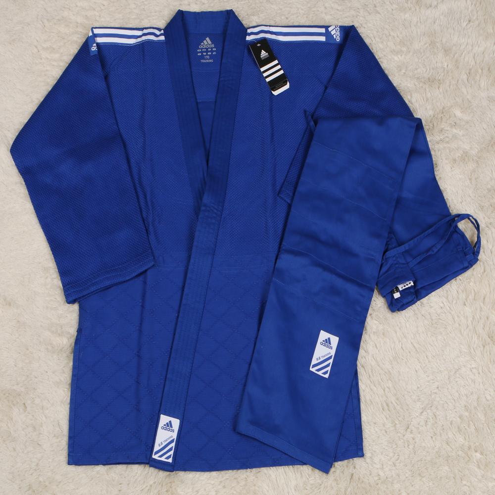 2016 최고급 수련복 블루 J500