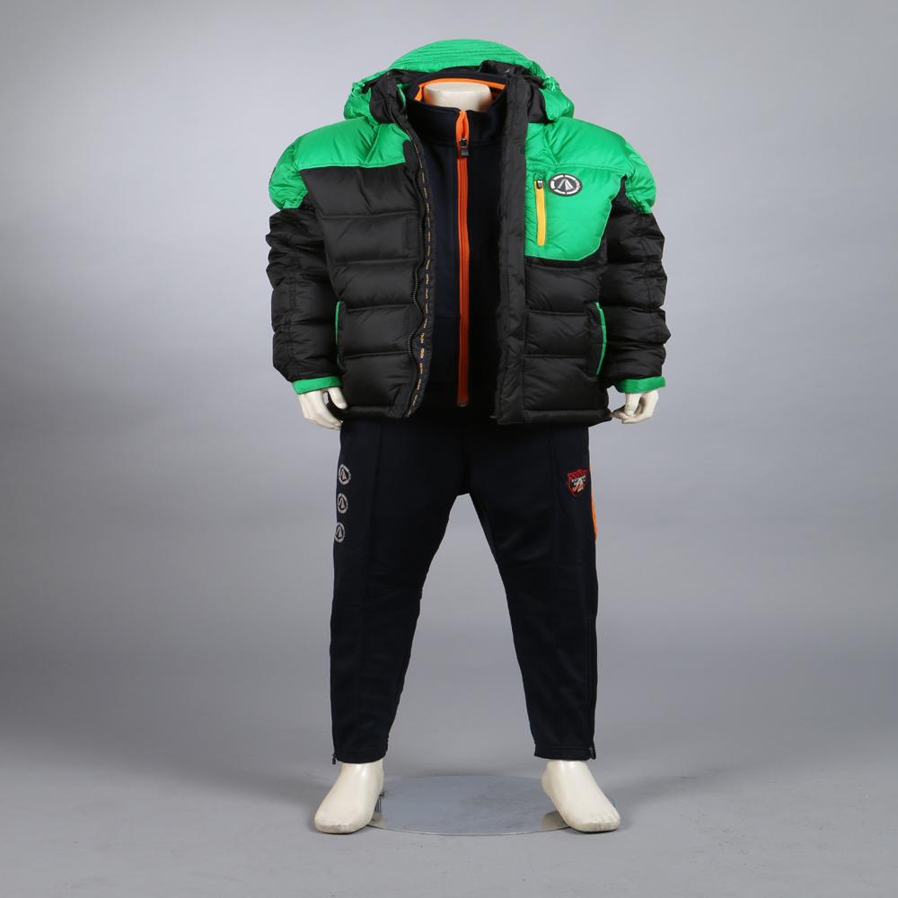 2014-KOLON winter wear(상의+하의+점퍼)3pcs