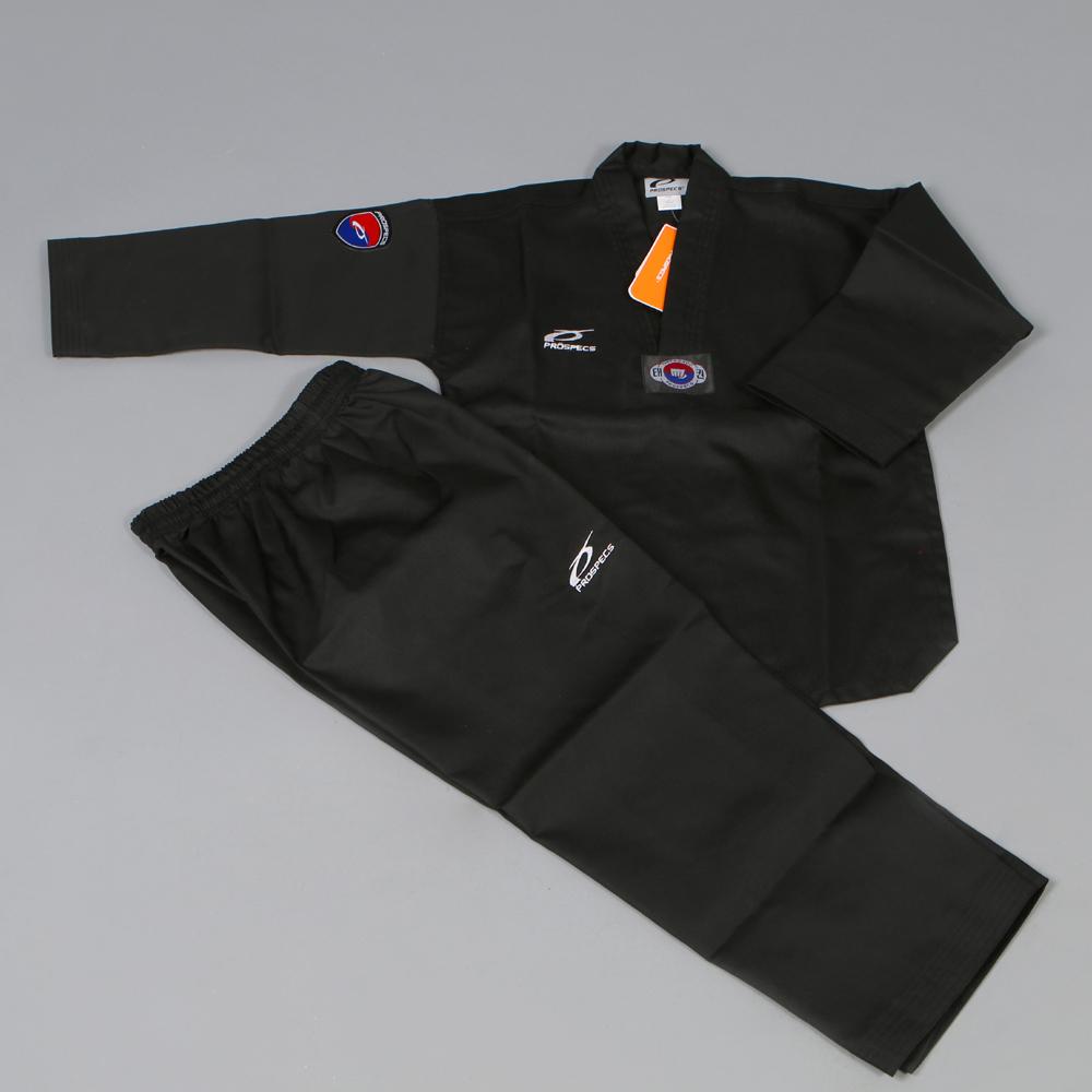 프로스펙스 V넥도복 (Black)