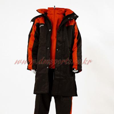 diadora(디아도라) 2010 winter wear -3pcs