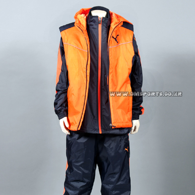 2012-PUMMAwinter wear(3PCS)상의+하의+조끼