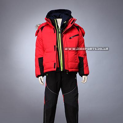 2013-LECAFwinter wear(상의+하의+후드자켓+점퍼)4pcs