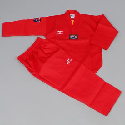 프로스펙스 V넥도복 (Red)