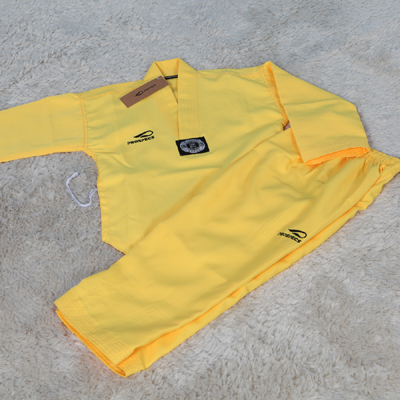 프로스펙스 도복 (Yellow)